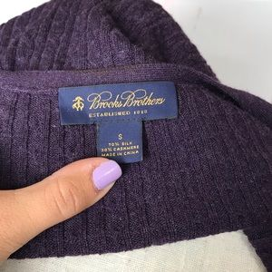 Brooks Brothers Sweaters - BROOKS BROTHERS cashmere silk cardigan